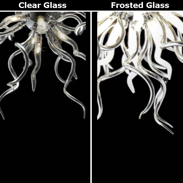 Medusa Floor Lamp Glass Shades : Brizzo lighting stores quot medusa modern round floor lamp