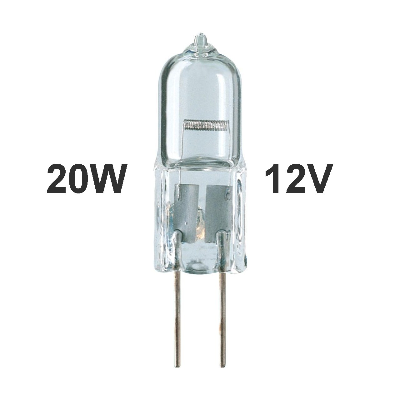 Brizzo lighting stores 20w halogen g4 bi pin bulb 12v low for Where to buy halogen bulbs