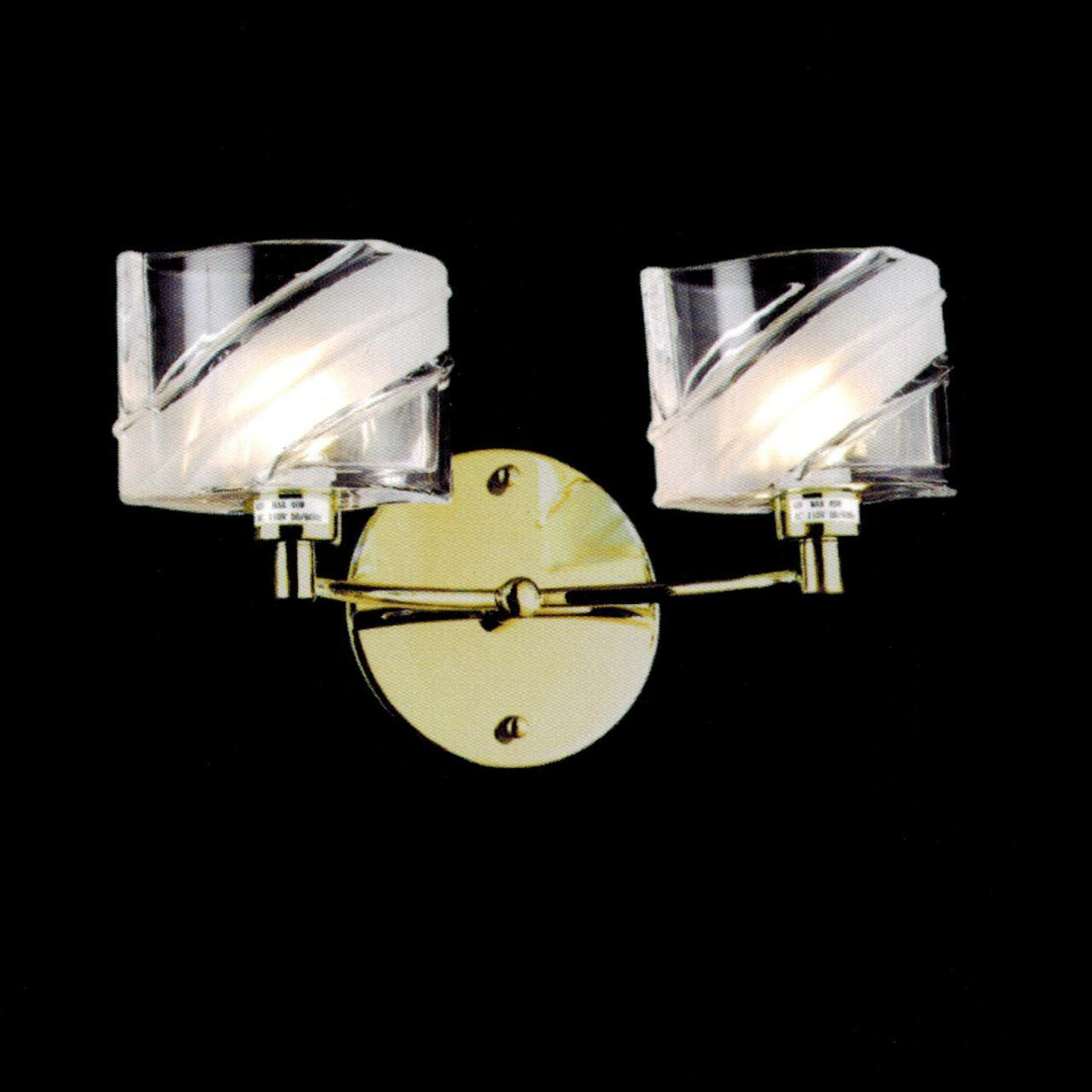Brizzo lighting stores 13 blocchi modern rectangular for Modern chrome bathroom vanity lighting