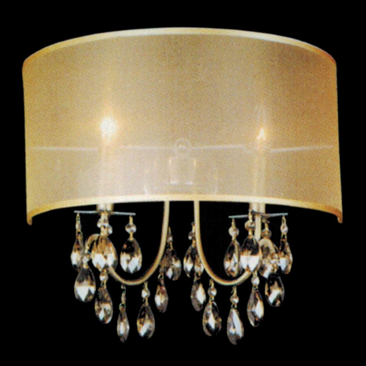 Crystal Wall Lamp Shades : Brizzo Lighting Stores. 16