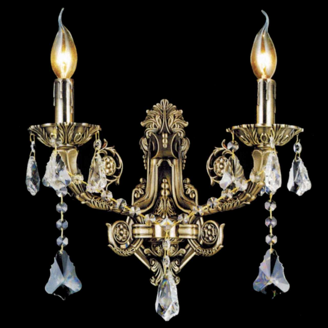 Candle Wall Sconces Antique : Brizzo Lighting Stores. 14