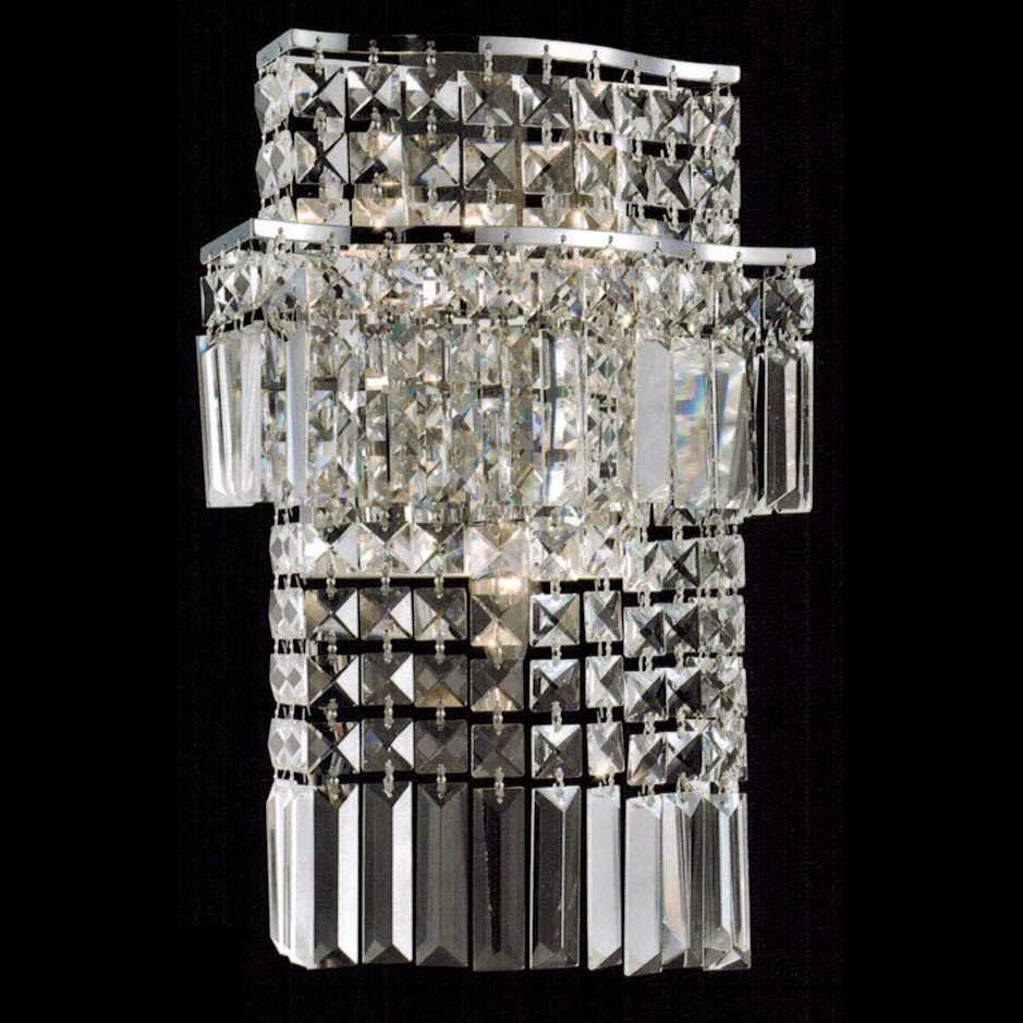Transitional Chrome Wall Sconces : Brizzo Lighting Stores. 13