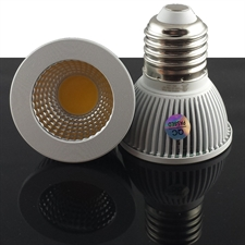 Picture of 5W COB LED JDR16 / PAR16 Warm White / Cool White  Spot Light Bulb 120V